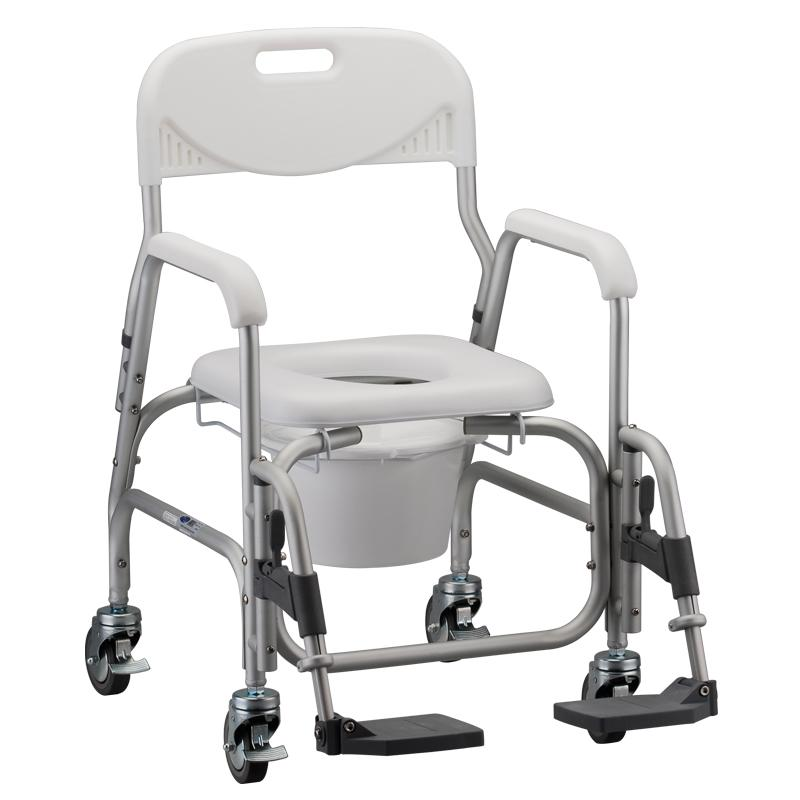 Nova Deluxe Shower Chair and Commode 8801 from 4MD Medical